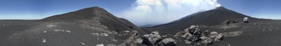 Etna Nord, altitude 2391 m