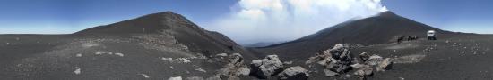 Etna Nord, altitude 2391 m