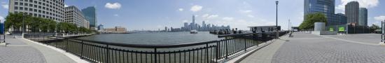 Hudson River at Grand Street