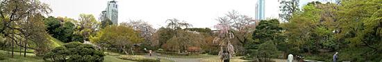 Korakuen Garden in Tokyo