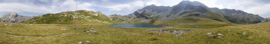 Jovet Lake, 2170 m