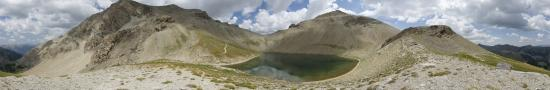 Little Lake above Allos