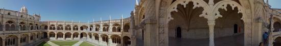 The monastery des Hieronymites