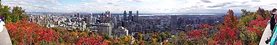 View of Mont Royal