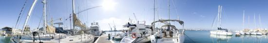 The Arturo Stabile marina of Trapani
