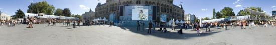 Park of Rathaus - Movie festival