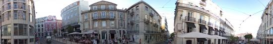 Largo Trindale Coelho Street
