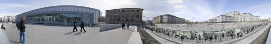 The museum Topography of Terror