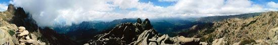 Peak 3, Punta di a vacca